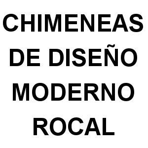 chimeneas de diseno moderno rocal - Chimeneas de Diseño Moderno Rocal más Vendidas