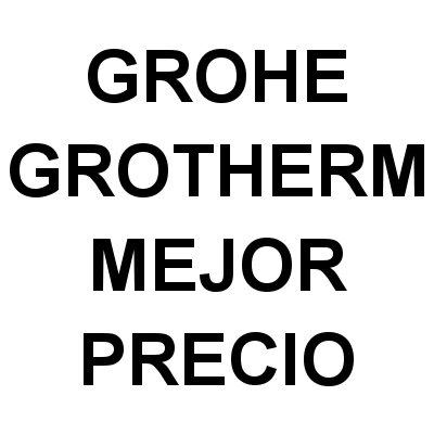 GROHE GROTHERM MEJOR PRECIO - Grohe Grohtherm 800, 1000, 2000 y 3000 - Mejor Precio