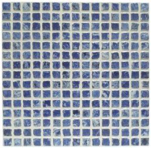 Azulejos imitación gresite para baños y piscinas