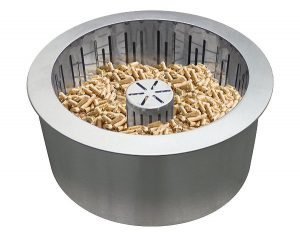 Quemador-pellets